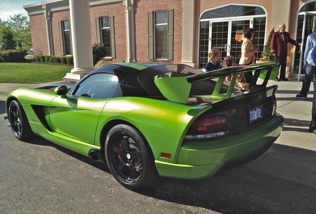 Dodge Viper SRT-10 Coupé 2008 ACR