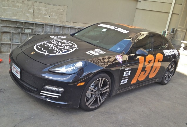Porsche 970 Panamera 4S