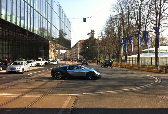 Bugatti Veyron 16.4 Status Design