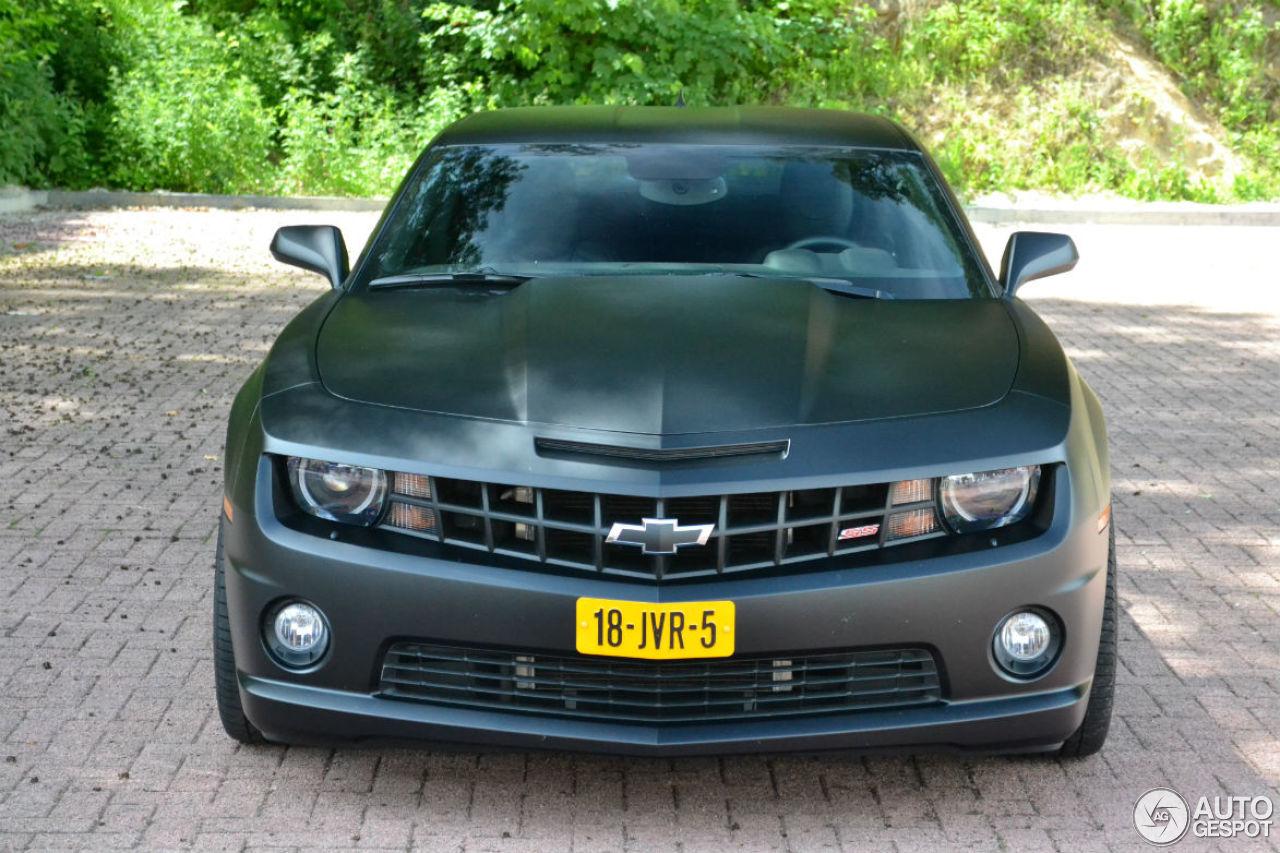 Chevrolet Camaro SS Hennessey HPE550