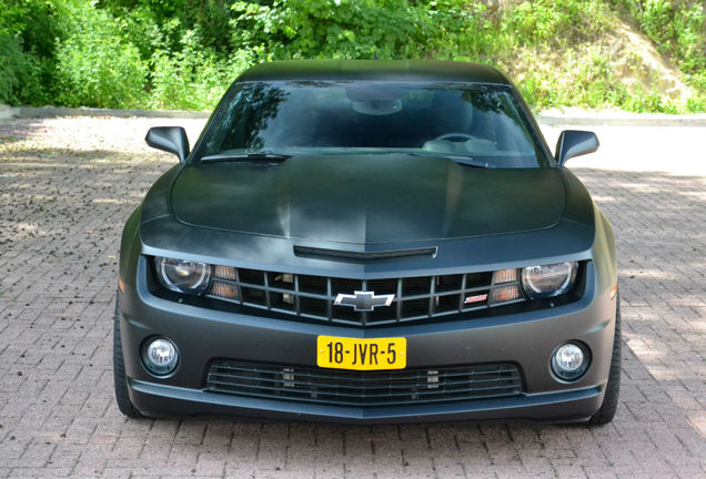 Chevrolet Camaro SS Hennessey HPE550