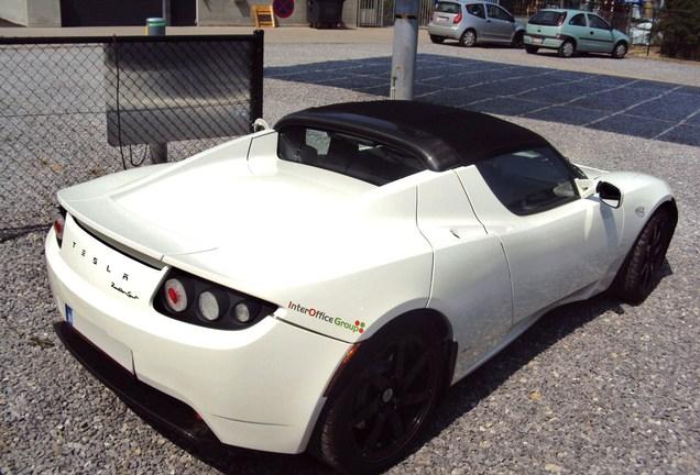 Tesla Motors Roadster Sport