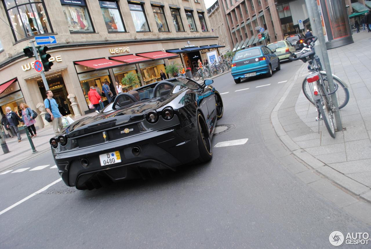 Ferrari F430 Spider Anderson Germany