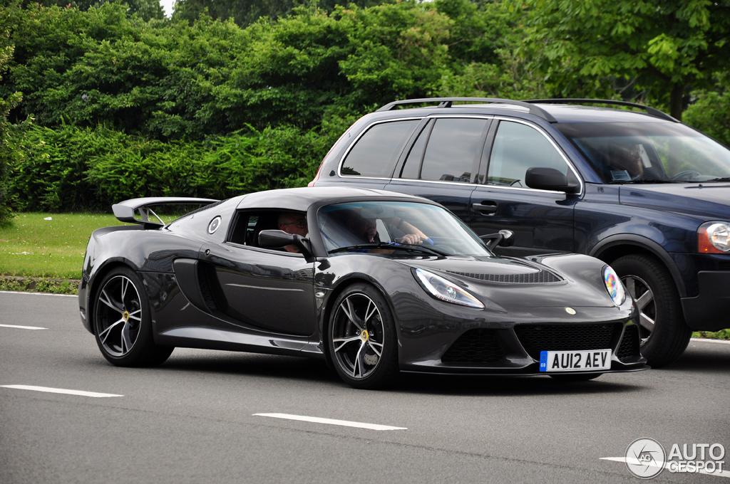 Lotus Exige S 2012 - 20 June 2012 - Autogespot