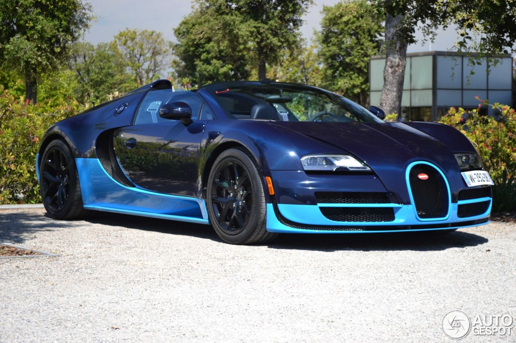 bugatti veyron 16 4 grand sport vitesse 21 junio 2012 autogespot. Black Bedroom Furniture Sets. Home Design Ideas