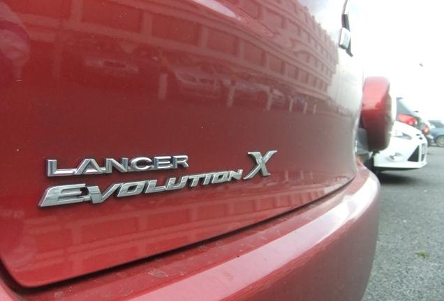 Mitsubishi Lancer Evolution X FQ-330