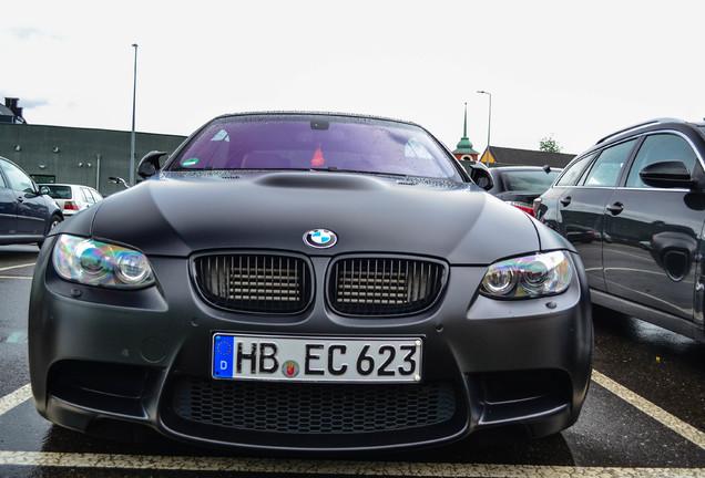 BMW G-Power M3 E93 Cabriolet