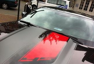 Chevrolet Camaro SS 45th Anniversary Edition