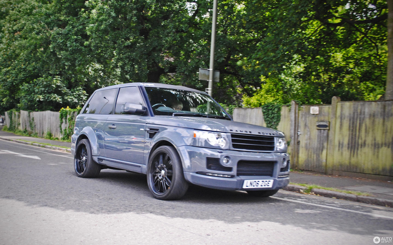 Land Rover LSE Design Range Rover Sport Coupe