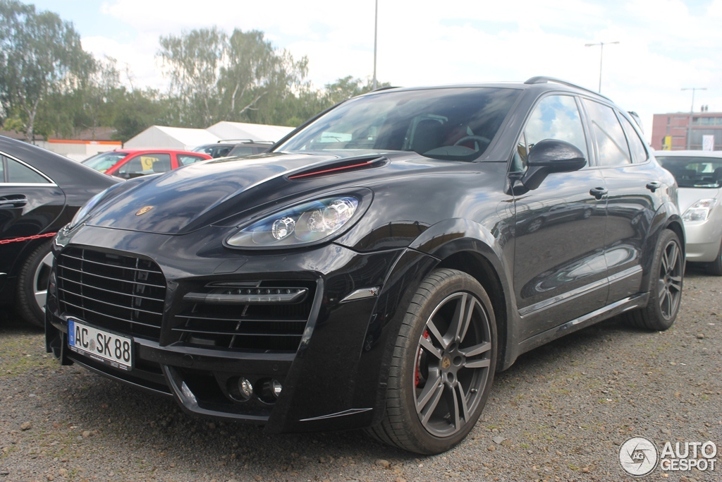 Porsche Cayenne Techart Magnum 2011 6 July 2012 Autogespot