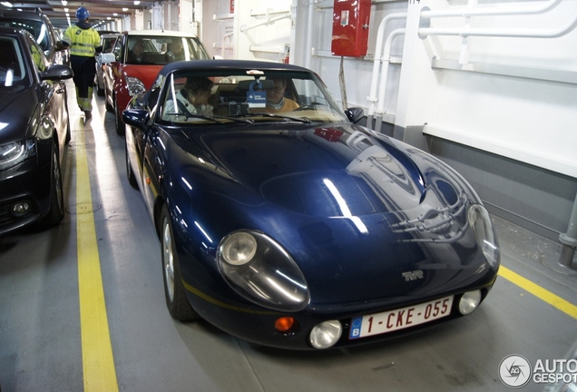 TVR Griffith 4.0