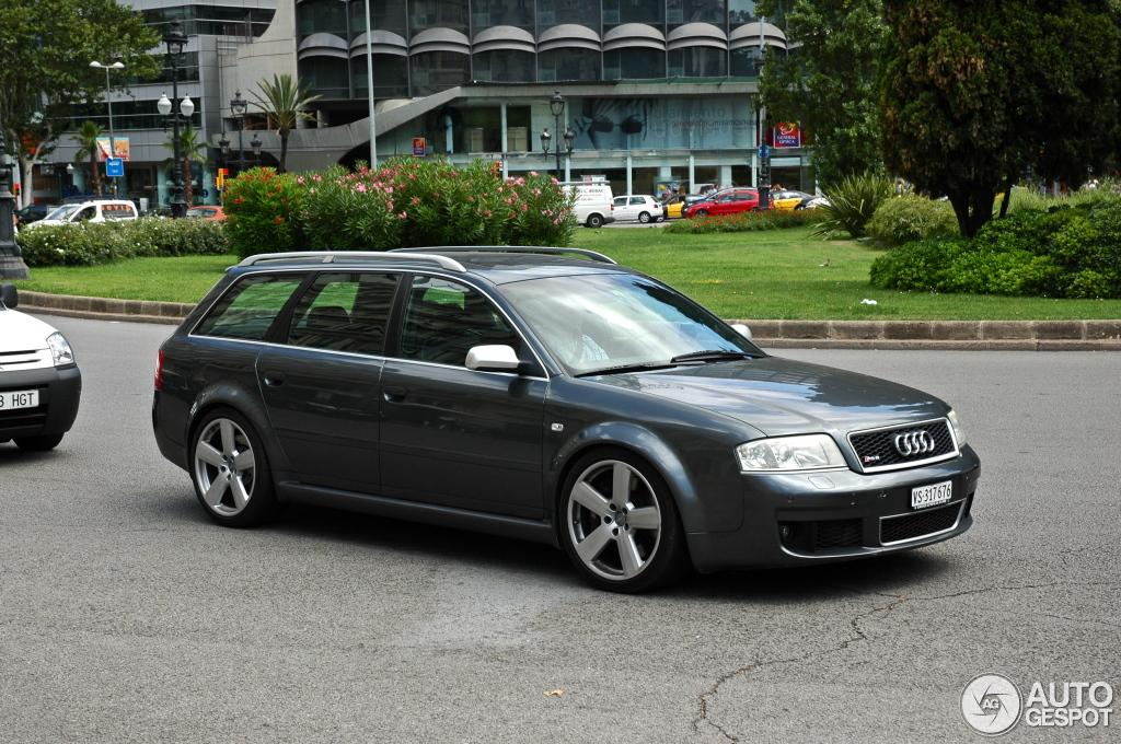 Audi RS6 Avant C5 - 12 July 2012 - Autogespot