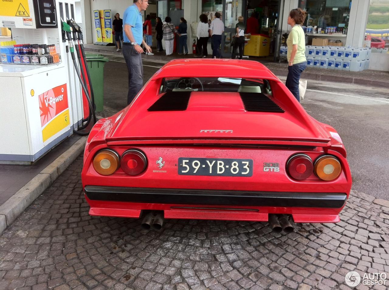 Ferrari 308 GTB Zender