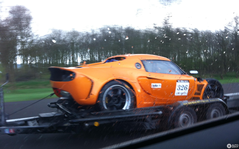 Lotus Exige GT3
