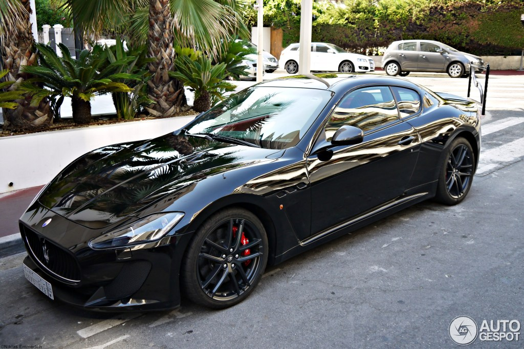 maserati granturismo mc stradale 15 july 2012 autogespot. Black Bedroom Furniture Sets. Home Design Ideas