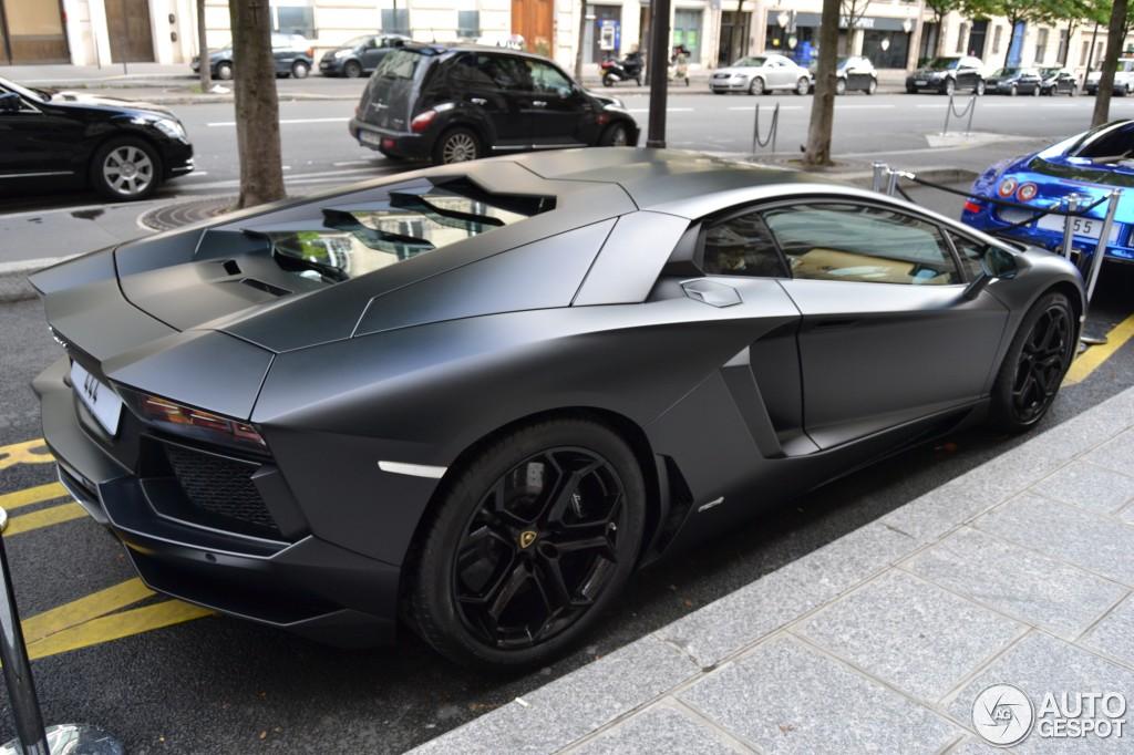 Lamborghini Aventador Lp700 4 17 Julio 2012 Autogespot