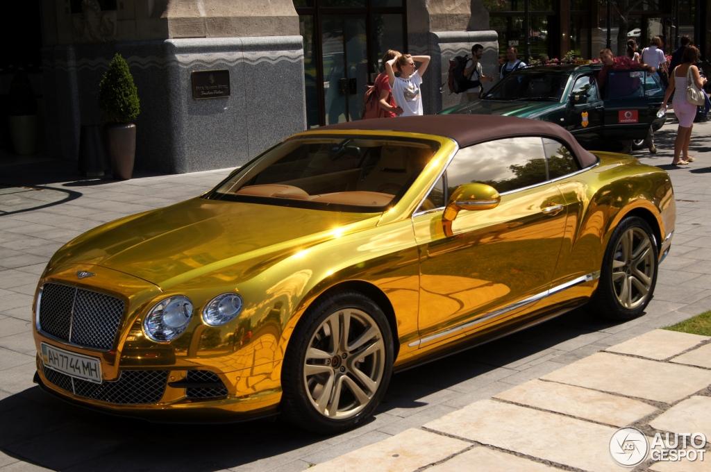 Bentley Continental Gtc 2012 18 Juli 2012 Autogespot