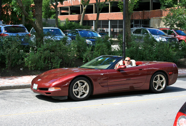 Chevrolet Corvette C5 Convertible 50th Anniversary