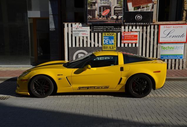 Chevrolet Corvette C6 Z06 Geiger