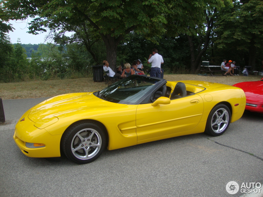 Chevrolet Corvette C5 Convertible 25 July 2012 Autogespot
