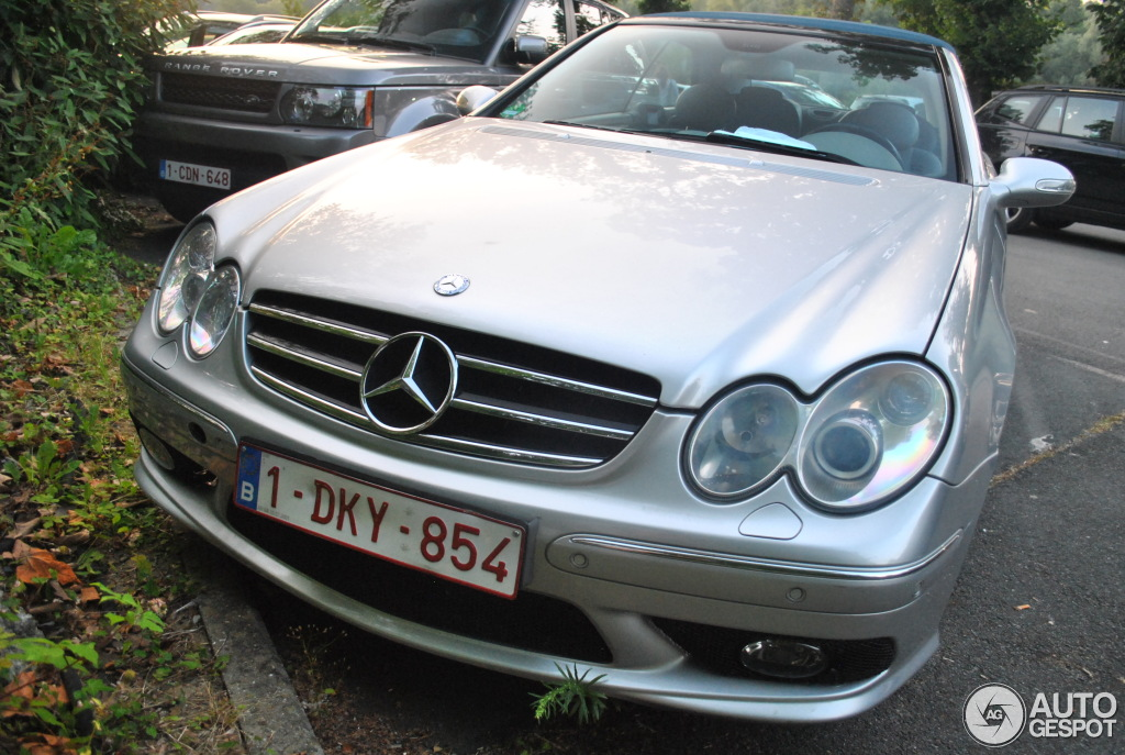 Mercedes benz clk 55 amg cabriolet 26 july 2012 autogespot for Mercedes benz clk 2012