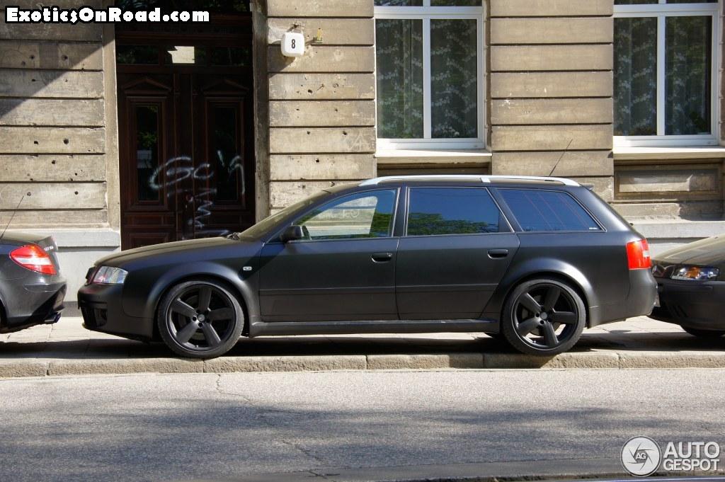 Audi Rs6 Avant C5 8 August 2012 Autogespot