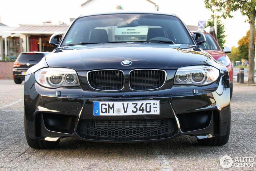 bmw 1 series m coup 12 august 2012 autogespot. Black Bedroom Furniture Sets. Home Design Ideas