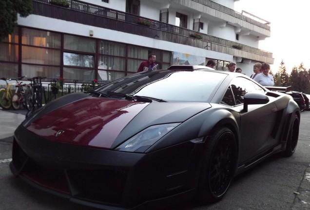 Lamborghini Gallardo LP560-4 Hamann Victory