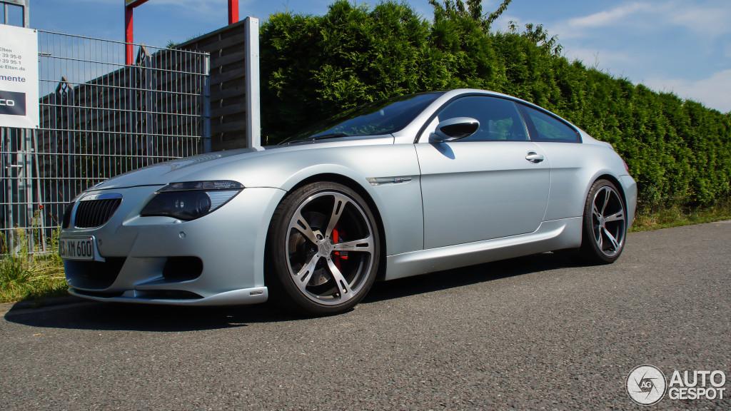 Bmw Ac Schnitzer Acs6 Sport E63 16 August 2012 Autogespot