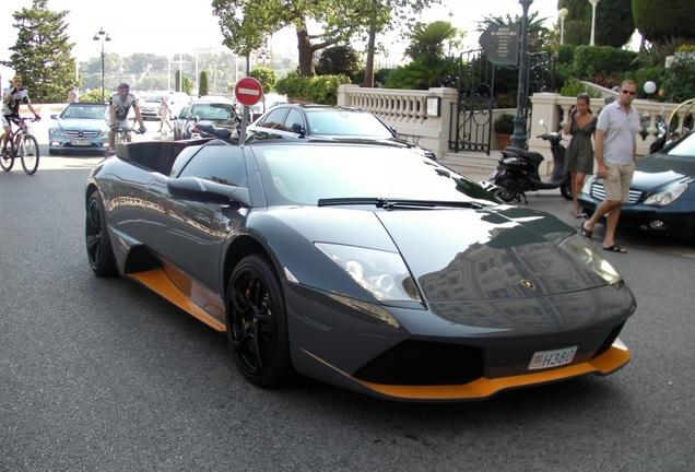 Lamborghini Murciélago LP650-4 Roadster