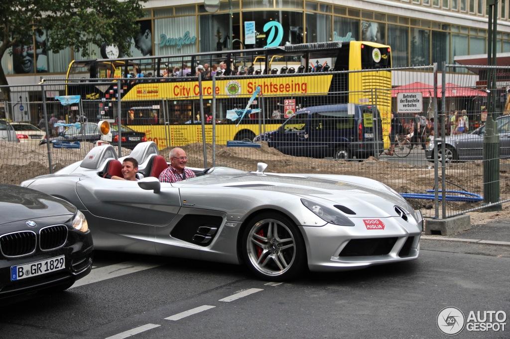 Mercedes Benz Slr Mclaren Stirling Moss 20 August 2012