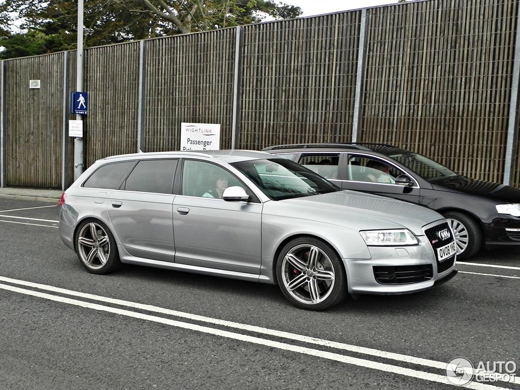 Audi Rs6 Avant C6 31 August 2012 Autogespot
