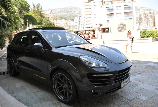 Porsche TopCar Vantage 2