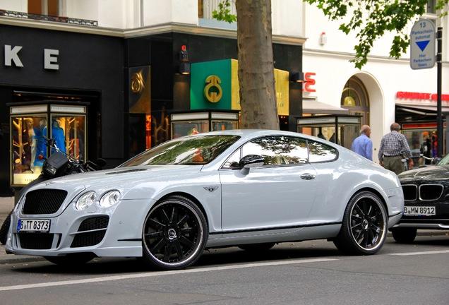 Bentley Continental GT TC Concepts