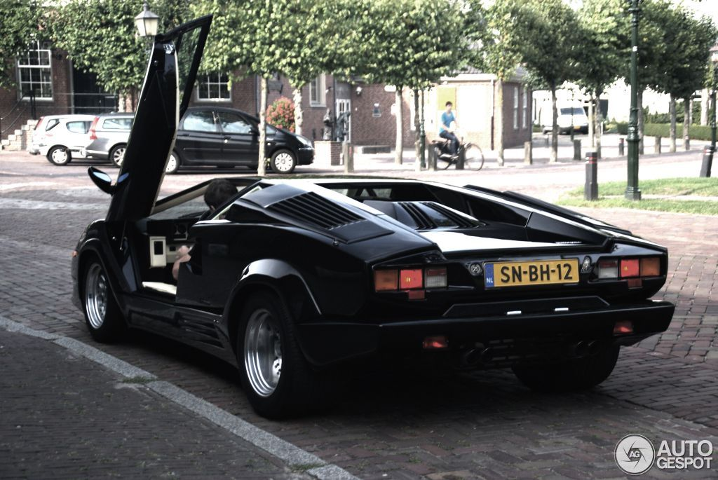 lamborghini countach 25th anniversary 2 september 2012. Black Bedroom Furniture Sets. Home Design Ideas