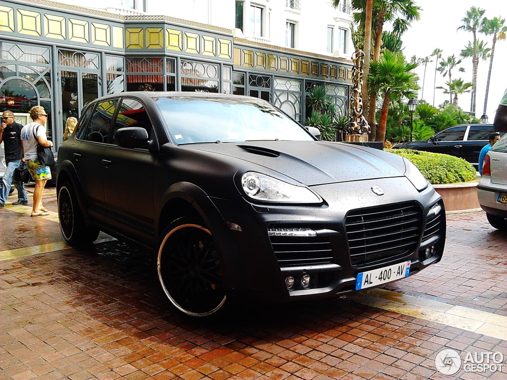 porsche cayenne techart magnum 2007 2 septembre 2012 autogespot. Black Bedroom Furniture Sets. Home Design Ideas
