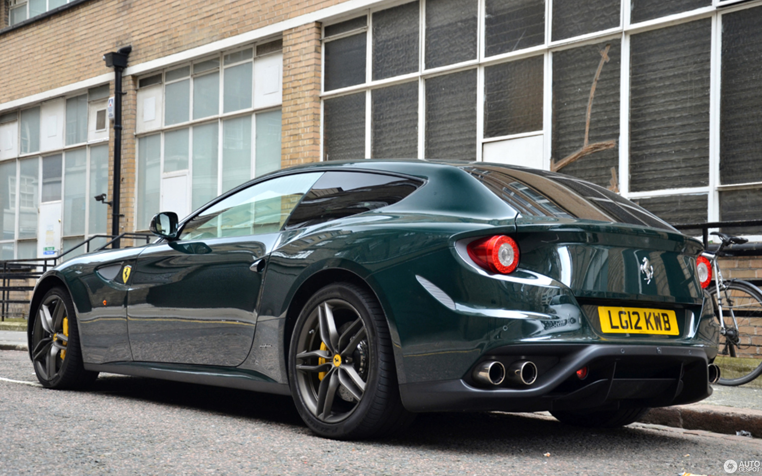 Ferrari Ff 7 September 2012 Autogespot