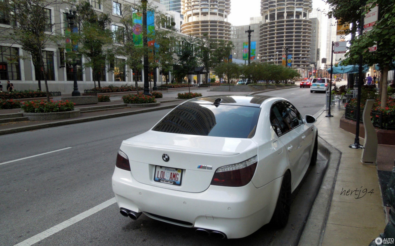 Bmw M5 E60 2005 8 Setembro 2012 Autogespot