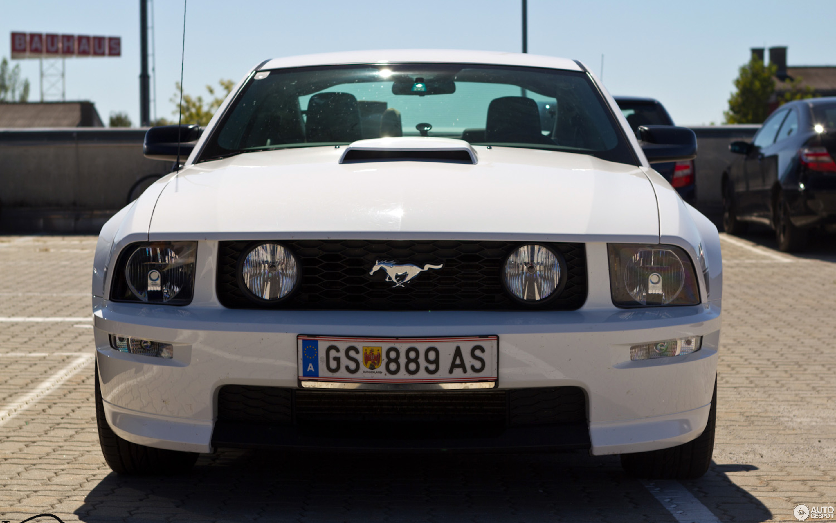 Ford Mustang GT California Special 9 September 2012 Autogespot