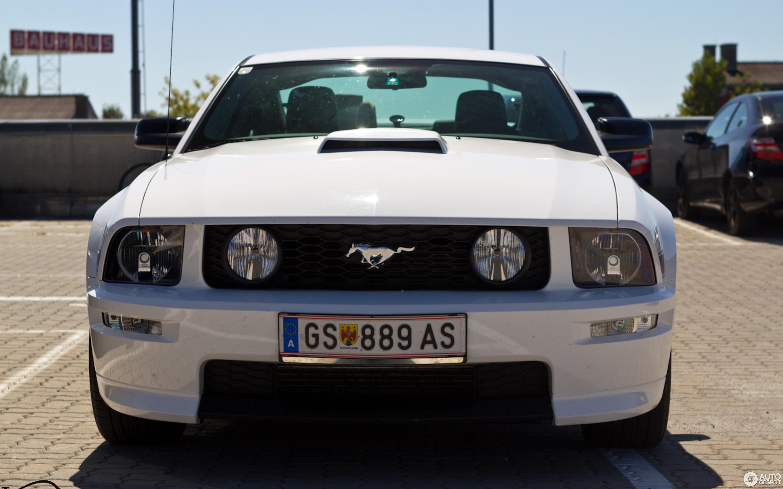 Ford Mustang GT California Special 9 September 2012 Autogespot