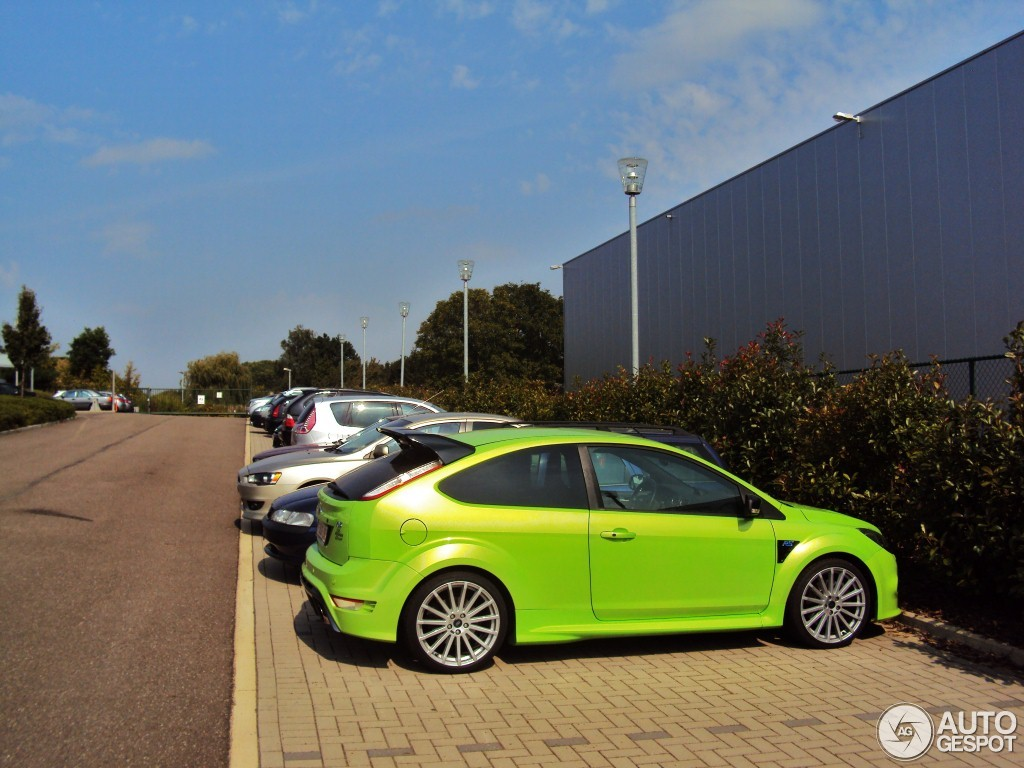 Ford Focus Rs 2009 Berghen Tuning 10 September 2012