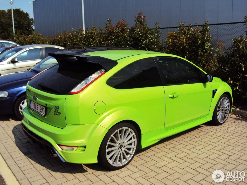 Ford Focus RS 2009 Berghen Tuning - 10 September 2012 - Autogespot