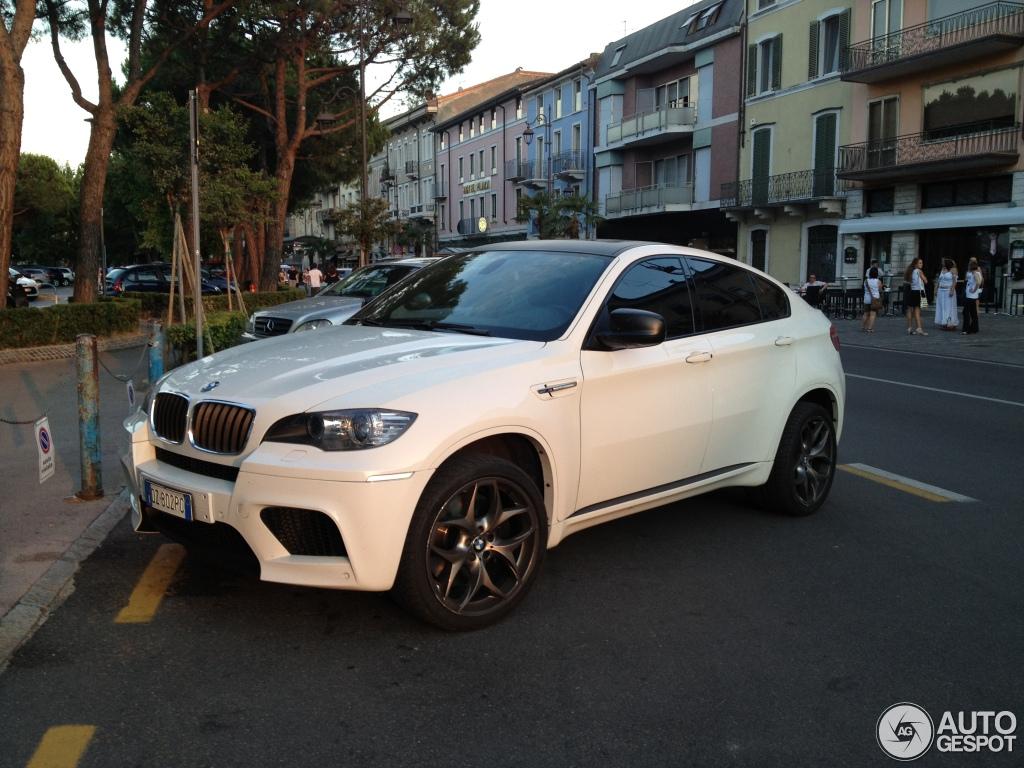 Bmw X6 M 13 Settembre 2012 Autogespot