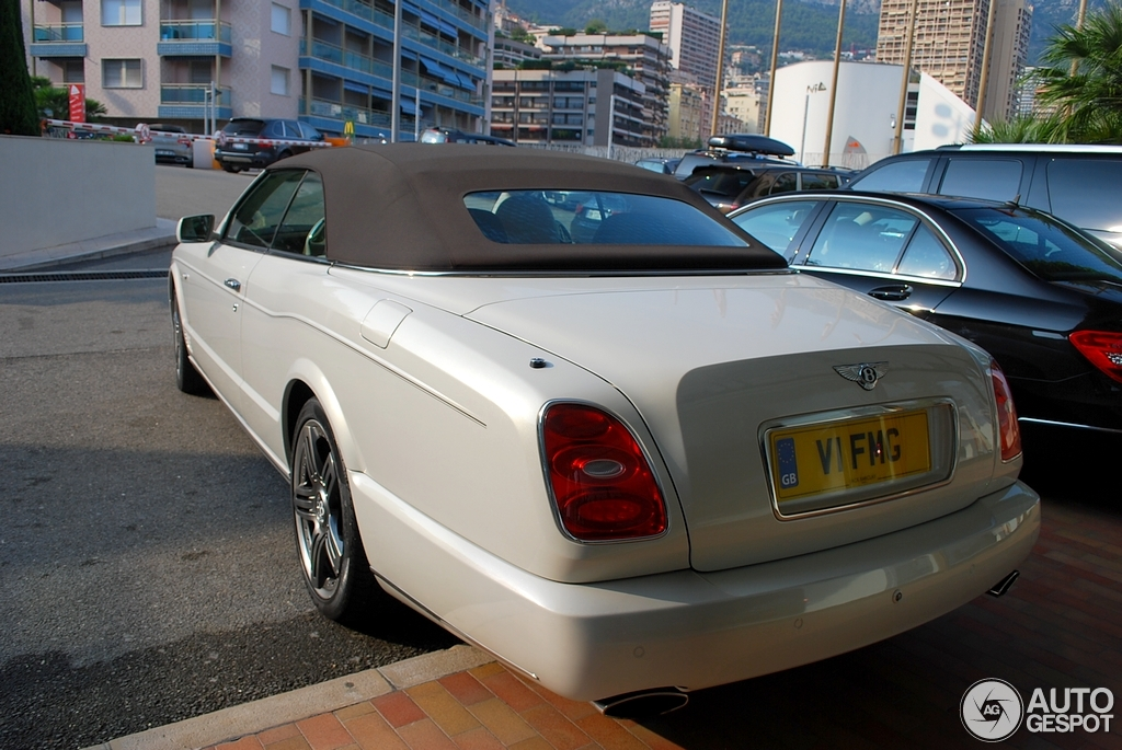 Bentley Azure Jack Barclay Mulliner Special Commission