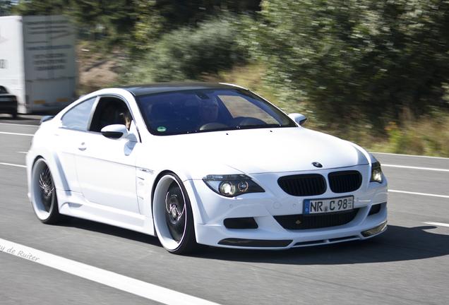 BMW M6 E63 Prior Design PD550