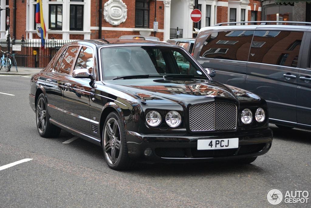 Bentley arnage t final series 19 september 2012 autogespot for O garage arnage