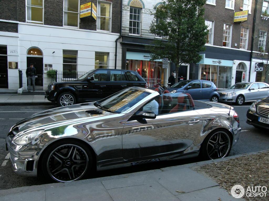 Mercedes Benz Slk 55 Amg R171 19 September 2012 Autogespot