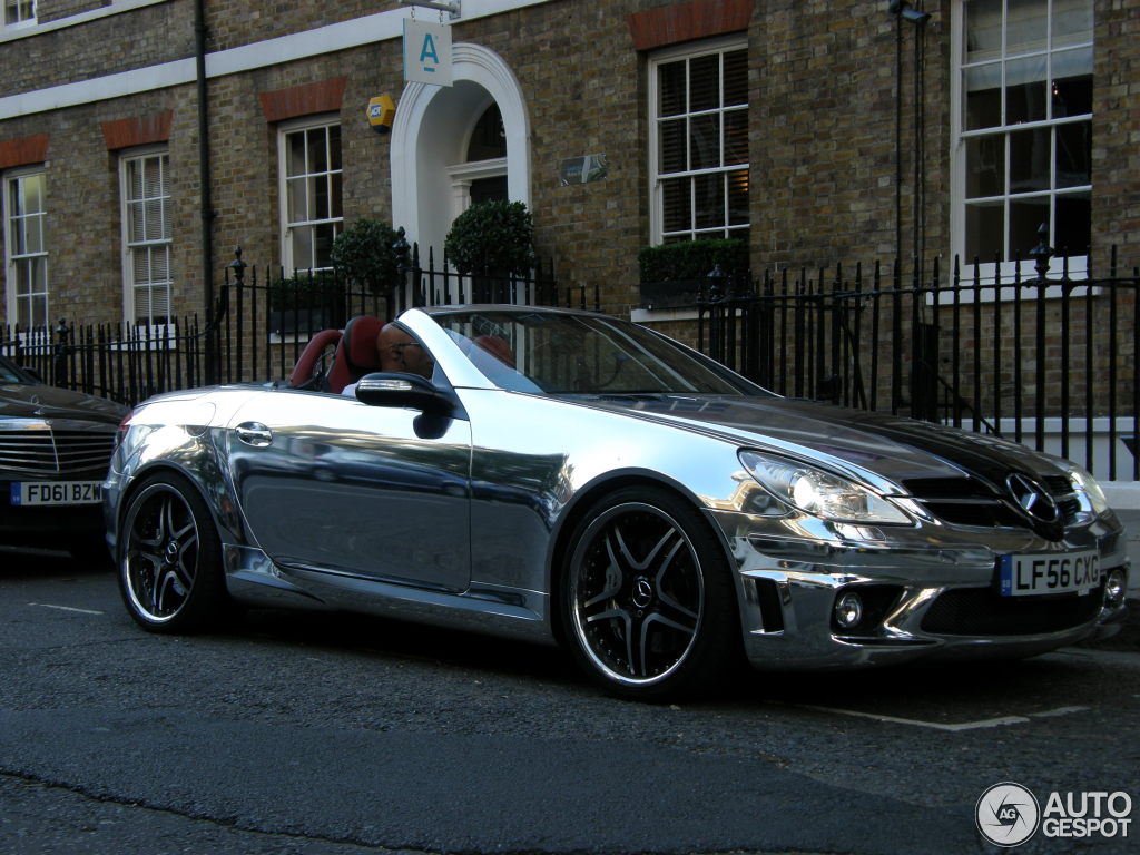 mercedes benz slk 55 amg r171 19 september 2012 autogespot. Black Bedroom Furniture Sets. Home Design Ideas