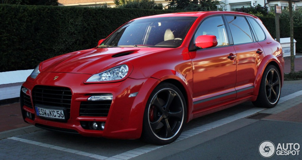 porsche cayenne techart magnum 2007 19 septembre 2012 autogespot. Black Bedroom Furniture Sets. Home Design Ideas