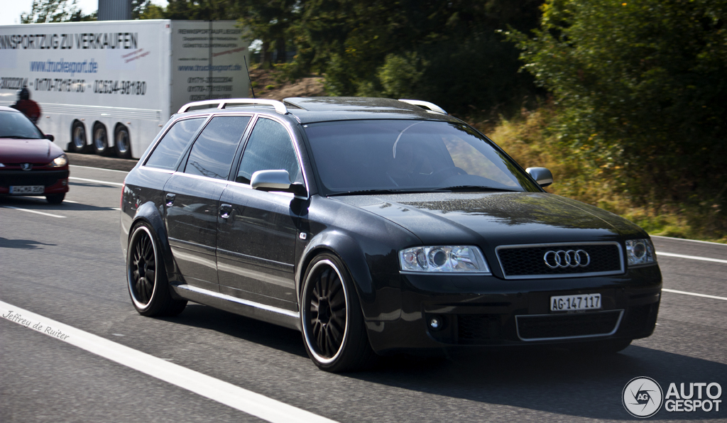 Audi Rs6 Avant C5 23 September 2012 Autogespot